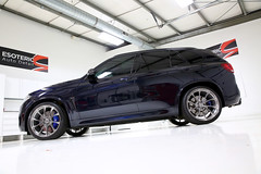 BMW F85 X5M Carbon Black 6 (Esoteric Auto Detail) Tags: bmw x5m carbon black esoteric edition hre akrapovic kw coilover dinan kamikaze enrei miyabi suntek detail detailing f85