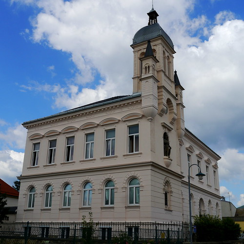 Ternitz: Altes Rathaus / Old townhall