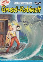 Grusel-Kabinett / Sammelband 5 (micky the pixel) Tags: comics comic horror heft sammelband basteiverlag gruselkabinett gespenstergeschichten spukgeschichten geist ghost phantom wasser water dieb thief