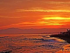 La costa (Antonio Chacon) Tags: andalucia atardecer marbella mlaga mar mediterrneo costadelsol espaa spain sunset