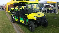 Polaris (ambodavenz) Tags: polaris off road vehicle ambulance st john canterbury new zealand