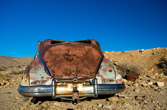 As is (Tom Fenske Photography) Tags: deathvalley car ruin old desert