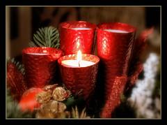 wnsche allen einen schnen und gemtlichen 1. Advent !!! (karin_b1966) Tags: advent weihnachtszeit chrismastime kerze candle 2016 adventsgesteck adventarrangement yourbestoftoday