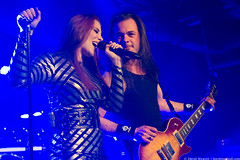 IMG_8629 (steelsoul) Tags: epica metal symphonicmetal baltimore baltimoresoundstage soundstage concert live band music holographic principle