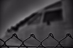 "Other side of the fence ! (CJS*64 ""Man with a camera"") Tags: cjs64 craigsunter cjs blackwhite bw blackandwhite whiteblack whiteandblack mono monochrome nikon nikkorlens nikkor nikond7000 dslr d7000 manchester manchesterairport fence"