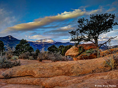 Ain't No Neighbors'.... (Colorado Scenics) Tags: p1020029ps panasoniclumixg85 lumixg85 panasonicg85 g85m43camera 1260mmkitlens gardenofthegods pikespeak frontrange rockymountains landscapephoto landscape