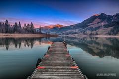 This is Switzerland! (Luis Sousa Lobo) Tags: img7207 switzerland suia suisse suiza schweiz schwarzsee lago lake alps alpes plataforma ancoradouro canon 70d 1018