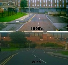 Seacroft Centre (1990s - 2015) Then + Now (TESCO Seacroft) (Columbiantony Photography) Tags: road uk england west building architecture buildings estate outdoor south yorkshire centre leeds tesco supermarket parkway housing then roads now supermarkets thenandnow seacroft queensview 2015 sheltered shelteredhousing southparkway tescostore seacroftcentre seacroftgreenshoppingcentre tescoseacroft