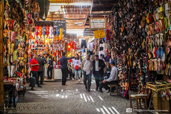 Souks of Marrakech (photosbymcm) Tags: africa travel canon shoes tour market african muslim north tourist tourists morocco berber maroc 7d shops marrakech souk marketplace marrakesh lamps colourful textiles stores souks northafrican mcmphotography photosbymcm