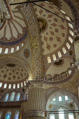 1535 (cristianachivarria) Tags: architecture turkey islam istanbul mosque unesco bluemosque sultanahmet worldheritage