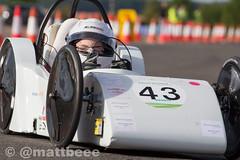 ARTHUR, Fair Oak Academy / Greenpower Bedford Regional Heat 2015 (mattbeee) Tags: students electric race bedford stem education engineering 43 racingcar autodrome greenpower