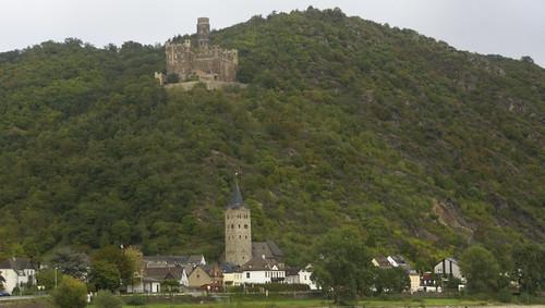 Wellmich - Castillo de Maus