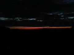 Sunset (adriank1410) Tags: light summer sky holidays memories poland polska wakacje lato wspomnienia iphone5 iphoneography lublinvoivodeship
