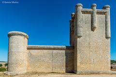 DSC1392 Castillo de los Comuneros de Torrelobatn, siglo XV, (Valladolid) (ramonmunoz_arte) Tags: del de almirante castillo comuneros torrelobatn