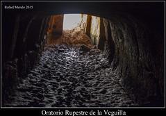 Oratorio Rupestre de la Veguilla (Guervs) Tags: cristiano jan rus rupestre arqueologa ibrico oratorio giribaile visigodo guadalimar