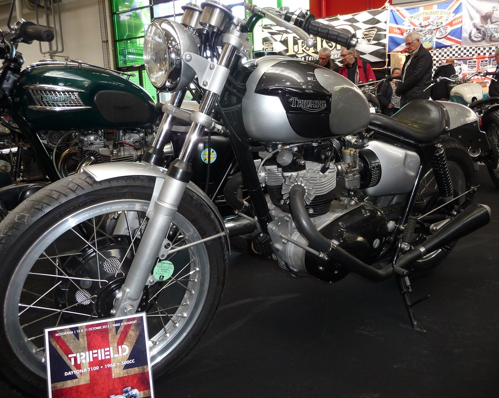 The Worlds Newest Photos Of Britishmotorcycle And Triumph Flickr