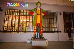 IMG_6526 (Denis Anikin) Tags: russia ru kazan ночь город казань баумана respublikatatarstan