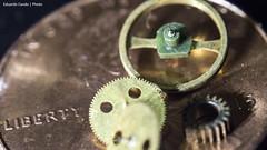 Engranajes (exedu) Tags: macro dof gear centavo engranaje