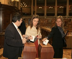 Eleição da Direção do Grupo Parlamentar do PSD