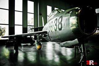 Republic F-84F -Thunderstreak- 1951
