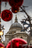 St.Paul's Cathedral (TimeTraveller37) Tags: christmas old city uk london beauty architecture composition worship peace cathedral stpauls pointofview viewpoint cityoflondon londonist absolutearchitecture londonlandmarks 1755mm londonicons lovelondon goldengallery whisperinggallery houseofgod canon7d