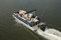 Sunchaser Eclipse 8523 Fish Pontoon Boat (thebestboatbrands) Tags: eclipse pontoon 2016 sunchaser 8523fish