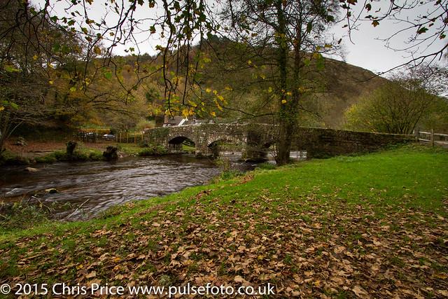 Fingle Bridge, Castle Drogo Estate