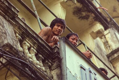 Rangoon City Life