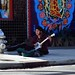 Playing Music on the Streets of Austin