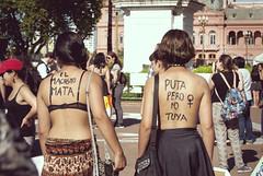 La Marcha de las Putas 2015 (Laurie Monster) Tags: americalatina argentina mujer amor paz lgbt marcha feminismo luchafeminista lamarchadelasputas