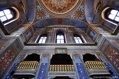 Pertevniyal Complex İstanbul Aksaray (NATIONAL SUGRAPHIC) Tags: istanbul mosques fatih aksaray camiler pertevniyalvalidesultanmosque sugraphic balyanlar balyans ayhançakar pertevniyalvalidesultancami nationalsugraphic