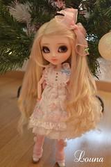 Lily (~Louna~) Tags: christmas noel full pullip noël fc custo ccustom nomyens