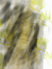 Ocre portrait (Poli Maurizio) Tags: ocean sea portrait sky blackandwhite bw italy woman baby sun snow man color celebrity art water girl beauty female clouds digital pencil watercolor hair landscape grey design sketch fantastic bed artwork model artist outdoor drawing background fine indoor occhi fantasy hollywood actress actor sicily environment freehand concept dibujos technique chiaroscuro ritratto matita disegno barocco coloredpencil facebook linkedin conceptart digitalportrait schizzo illustrazione pencilportrait naturalism twitter abstractportrait manolibera tumblr drawingportrait atmosferic pinterest instagram bouchac polimaurizio mauriziopoli