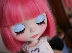 Trixie's eyelids detail :)