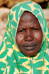 Village Woman (ClikSnap) Tags: fula mali timbuktu sevare sahara