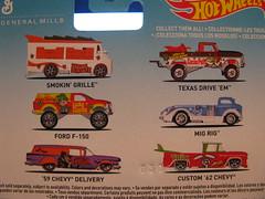 General Mills (streamer020nl) Tags: toys trix hotwheels mattel brute luckycharms generalmills cocoapuffs chocula 2013 frutebrute migrig