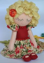 Florinda (Canteiro de Ideias) Tags: doll bonecas handmade artesanato feltro