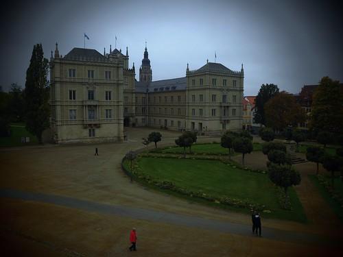 Coburg - Ehrenburger Schlossplatz