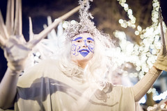 Roman Saturnalia Festival & Winter Watch Parade (Mark Carline) Tags: christmas winter cold lights cheshire roman watch culture parade chester 2015 saturnalia christmasinchester winterwatchparade romansaturnaliafestival chesterculture