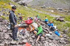 Cajn del Maipo - Valles las Arenas (59) (lxrdrg) Tags: climbing montaa escalada cajondelmaipo escaladadeportiva vallelasarenas pareddejabba pareddejabbah
