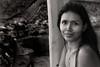 Portrait of Nina (Triple_B_Photography) Tags: portrait bali woman beautiful canon indonesia asian eos blackwhite asia 7d edit perempuan wanita cantik niriana