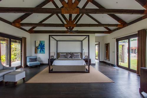 Villa Takali - Master Bed