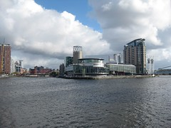 Salford Quays The Lowery #2 (streetr's_flickr) Tags: salfordquays manchester mediacity