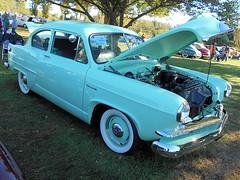 1951 Kaiser Henry J Corsair (splattergraphics) Tags: 1951 kaiser henryj corsair carshow aaca antiqueautomobileclubofamerica aacaeasterndivisionfallmeet hersheypa