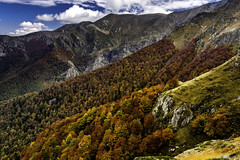 Autumn in the Balkan () Tags: autumn autumncolors centralbalkannationalpark clouds colors colorful mountains mountain mountaineering trekking thebalkan bulgaria balkan beautiful beauty photography                 nature landscape  view myview