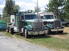 Terry's Trucks (ekawrecker) Tags: nychuk wilder thing elrodeo swastika ontario