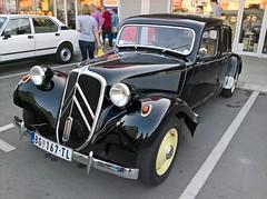WP_20161001_17_22_04_Rich (vale 83) Tags: oldtimer citroen traction avant 1953 microsoft lumia 550 panevo serbia wpphoto wearejuxt