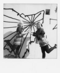 Akron Love. (derekrstone) Tags: polaroid sx70 polaroidsx70 sonar instantphotography instantphoto portrait akron rubberbowl stay staybrokeshootfilm shootfilmnotmegapixels isho ishootfilm filmphotography filmisnotdead analog theanalogueproject