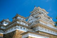 Himeji Castle (badcrc) Tags: japan eos eos350d