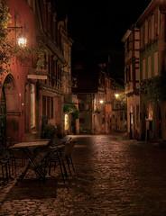 Romantic mood... (Alex Switzerland) Tags: romantic mood night france alsace francia canon eos 6d riquewihr